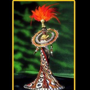 Bob Mackie's Fantasy Goddess of Africa Barbie